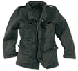 Jacket M65 nera Scontata € 68,00