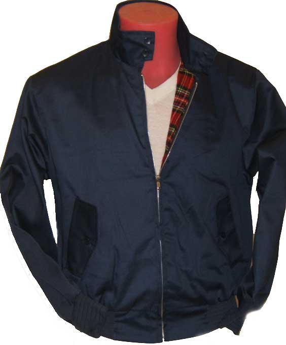 Harrington blu Scontato €.41,65