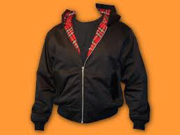 Harrington con cappuccio Scontato € 50,15